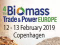 4th Biomass Trade and Power Europe 2019