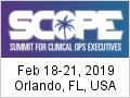 10th Annual Summit for Clinical Ops Executives (SCOPE) 2019
