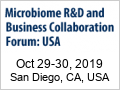7th Microbiome R&D and Business Collaboration Forum: USA