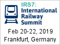 IRS7 : 7th International Railway Summit