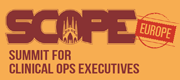 3rd Annual Summit for Clinical OPS Executives (SCOPE) Europe