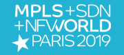 MPLS + SDN + NFV World Congress 2019
